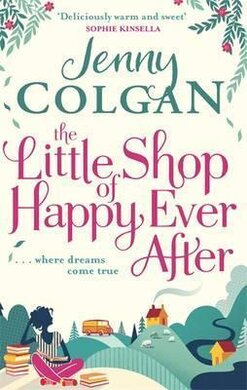 Книга The Little Shop of Happy-Ever-After