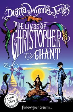 The Lives of Christopher Chant - фото книги