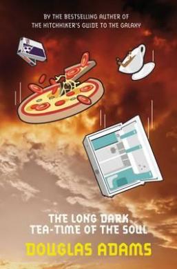 The Long Dark Tea Time of the Soul - фото книги