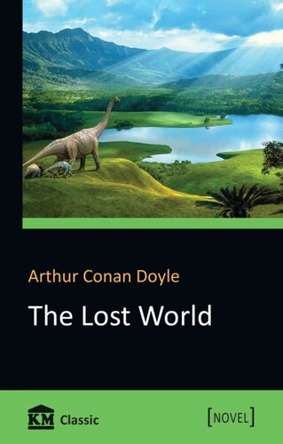 Книга The Lost World