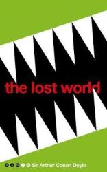 The Lost World - фото обкладинки книги
