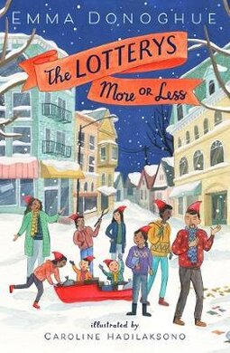 The Lotterys More or Less - фото книги