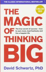 The Magic of Thinking Big - фото обкладинки книги