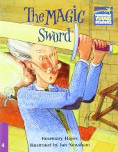 The Magic Sword ELT Edition - фото обкладинки книги