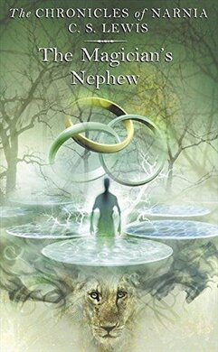 The Magician's Nephew - фото книги