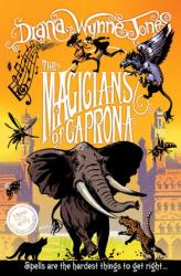 The Magicians of Caprona - фото обкладинки книги
