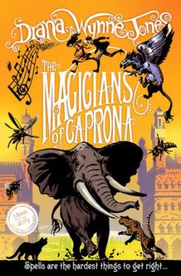 The Magicians of Caprona - фото книги