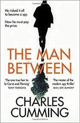 The Man Between - фото обкладинки книги