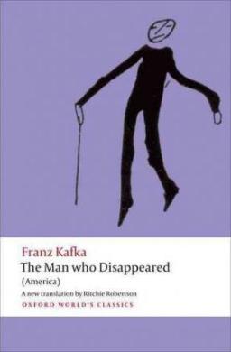 The Man who Disappeared (America) - фото книги