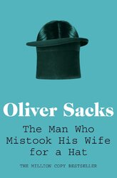 The Man Who Mistook His Wife for a Hat - фото обкладинки книги