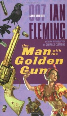 The Man with the Golden Gun - фото книги