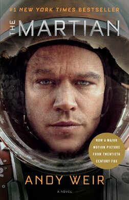 The Martian (Film Tie-in) - фото книги