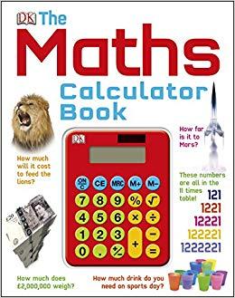The Maths Calculator Book - фото книги