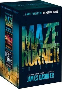 The Maze Runner Series - фото книги