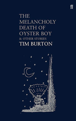 The Melancholy Death of Oyster Boy - фото книги