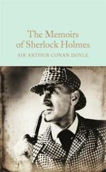 The Memoirs of Sherlock Holmes - фото обкладинки книги