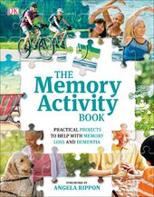 The Memory Activity Book : Practical Projects to Help with Memory Loss and Dementia - фото обкладинки книги