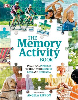 The Memory Activity Book : Practical Projects to Help with Memory Loss and Dementia - фото книги