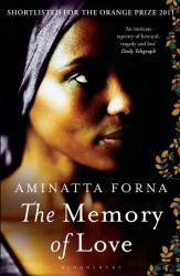 The Memory of Love - фото обкладинки книги