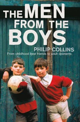 The Men From the Boys - фото книги
