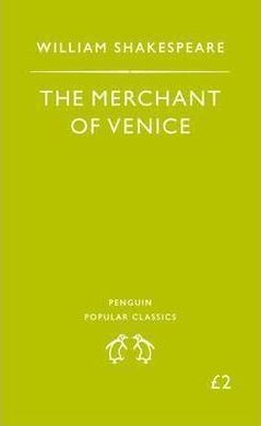 Книга The Merchant of Venice