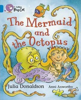 The Mermaid and the Octopus - фото книги