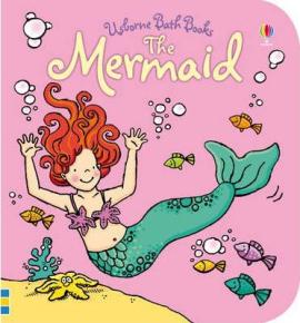 The Mermaid. Bath Book - фото книги