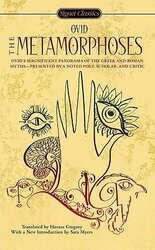 The Metamorphoses - фото обкладинки книги