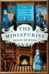 The Miniaturist - фото обкладинки книги
