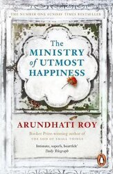 The Ministry of Utmost Happiness : Longlisted for the Man Booker Prize 2017 - фото обкладинки книги