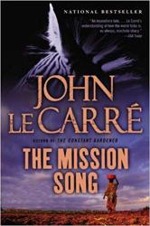 The Mission Song - фото обкладинки книги