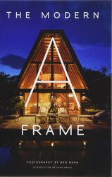 The Modern A-Frame - фото обкладинки книги