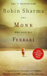 The Monk Who Sold his Ferrari - фото обкладинки книги