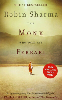 The Monk Who Sold his Ferrari - фото книги