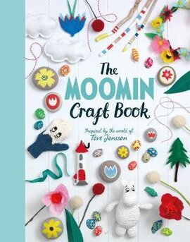 The Moomin Craft Book - фото книги