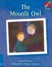 The Moonlit Owl Level 2 ELT Edition - фото обкладинки книги