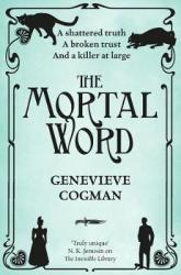 The Mortal Word - фото обкладинки книги