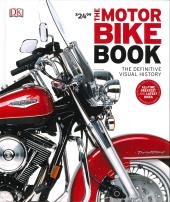 The Motorbike Book: The Definitive Visual History - фото обкладинки книги