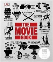 The Movie Book : Big Ideas Simply Explained - фото обкладинки книги