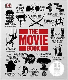 The Movie Book : Big Ideas Simply Explained - фото книги