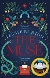 The Muse - фото обкладинки книги