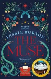 The Muse - фото книги
