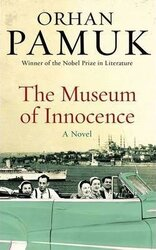 The Museum of Innocence - фото обкладинки книги