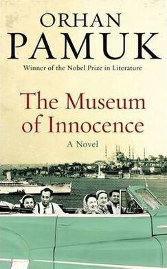 The Museum of Innocence - фото книги