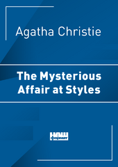 The Mysterious Affair at Styles - фото обкладинки книги