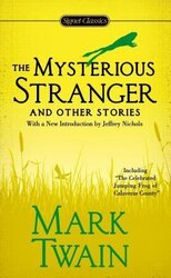 The Mysterious Stranger And Other Stories - фото обкладинки книги