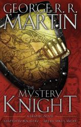 The Mystery Knight: A Graphic Novel - фото обкладинки книги