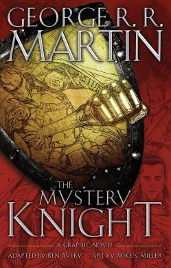 The Mystery Knight: A Graphic Novel - фото книги