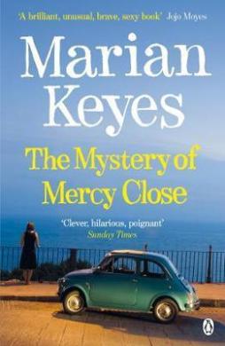 The Mystery of Mercy Close - фото книги