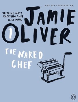 The Naked Chef - фото книги